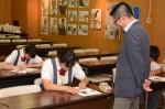 平成28年度体験入学<春日北中学校・筑山中学校>【41】
