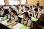 平成28年度体験入学<春日北中学校・筑山中学校>【50】