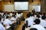 平成28年度体験入学<春日北中学校・筑山中学校>【64】