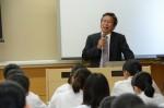 平成28年度体験入学<春日北中学校・筑山中学校>【65】