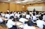 平成28年度体験入学<春日北中学校・筑山中学校>【75】