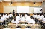 平成28年度体験入学<春日野中学校>【2】