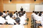 平成28年度体験入学<春日野中学校>【5】