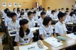 平成28年度体験入学<春日野中学校>【8】