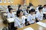 平成28年度体験入学<春日野中学校>【9】