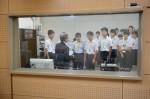 平成28年度体験入学<春日野中学校>【21】