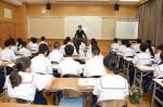 平成28年度体験入学<春日野中学校>【25】