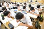平成28年度体験入学<春日野中学校>【28】