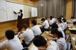 平成28年度体験入学<春日野中学校>【30】