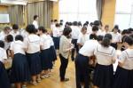 平成28年度体験入学<春日野中学校>【32】