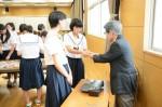 平成28年度体験入学<春日野中学校>【34】