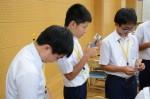 平成28年度体験入学<春日野中学校>【35】