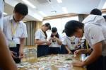 平成28年度体験入学<春日野中学校>【42】