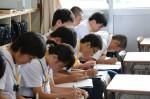 平成28年度体験入学<春日野中学校>【43】