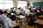 平成28年度体験入学<春日野中学校>【44】