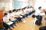 平成28年度体験入学<春日野中学校>【46】