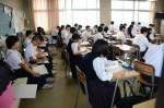 平成28年度体験入学<春日野中学校>【49】