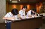 平成28年度体験入学<春日野中学校>【58】