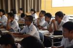 平成28年度体験入学<春日野中学校>【67】