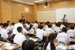 平成28年度体験入学<春日野中学校>【70】