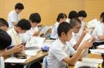 平成28年度体験入学<春日野中学校>【71】