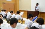 平成28年度体験入学<春日野中学校>【72】