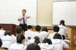 平成28年度体験入学<春日野中学校>【74】