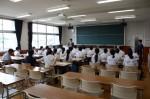 平成28年度体験入学<南陵中学校>【2】