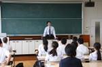 平成28年度体験入学<南陵中学校>【3】