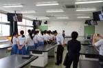 平成28年度体験入学<南陵中学校>【8】