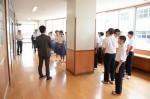 平成28年度体験入学<南陵中学校>【10】