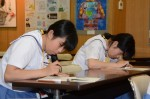 平成28年度体験入学<南陵中学校>【35】