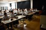 平成28年度体験入学<南陵中学校>【41】