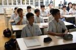 平成28年度体験入学<南陵中学校>【43】