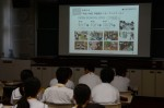 平成28年度体験入学<南陵中学校>【46】