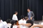 平成28年度体験入学<南陵中学校>【47】