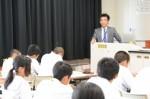 平成28年度体験入学<南陵中学校>【48】