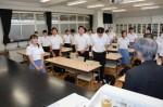 平成28年度体験入学<南陵中学校>【50】