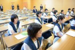 平成28年度体験入学<大野東中学校>【8】