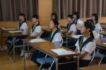 平成28年度体験入学<大野東中学校>【10】