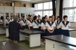 平成28年度体験入学<大野東中学校>【15】