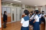 平成28年度体験入学<大野東中学校>【17】