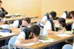 平成28年度体験入学<大野東中学校>【23】