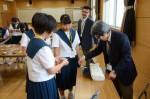 平成28年度体験入学<大野東中学校>【34】