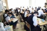 平成28年度体験入学<大野東中学校>【41】