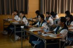 平成28年度体験入学<大野東中学校>【56】