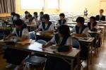 平成28年度体験入学<大野東中学校>【57】