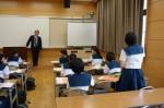 平成28年度体験入学<大野東中学校>【61】