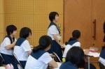 平成28年度体験入学<大野東中学校>【63】