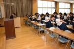 平成28年度体験入学<大野東中学校>【65】